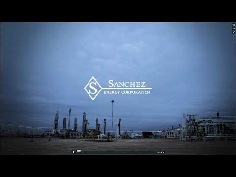 Sanchez Energy Corporate Video