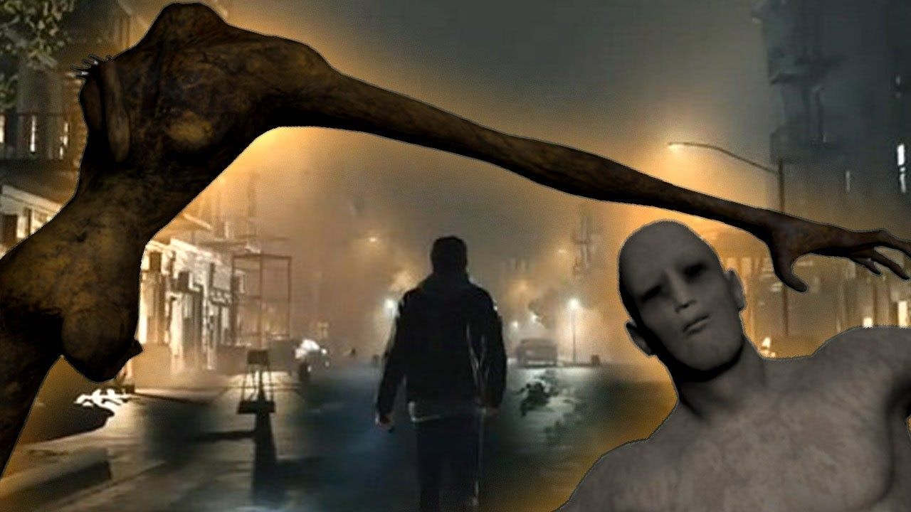 These Recently Discovered Silent Hills Enemies Are ...