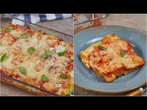 Tomato parmesan potatoes a side dish that the whole family will love