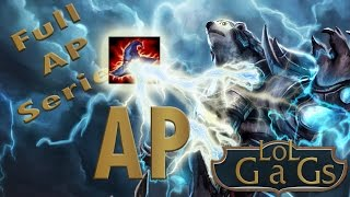 FULL AP Volibear Montage League of Legends (LoL Gags)
