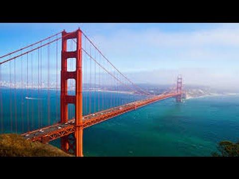 San Francisco - Pier 39, Lombard Street, Googleplex