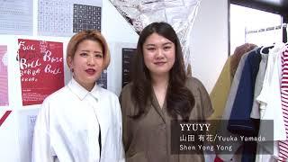 〈YYUYY〉by 山田 有花,  Shen Yong Yong[Asia Fashion Collection 5th]