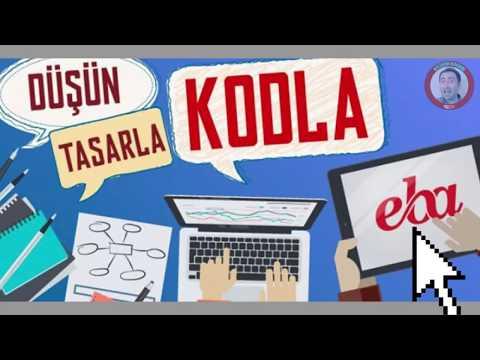Eba Kodlama Nasıl Kullanılır | Eba Blockly Nasıl kullanılır | Blockly Ders #01