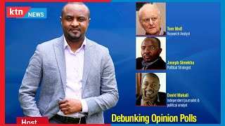#NEWSLINE Are opinion polls around the electoral process credible & necessary? What laws guide their