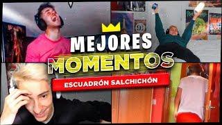 MEJORES MOMENTOS ESCUADRÓN SALCHICHÓN 2019.