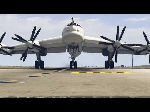 GTA V -★Russian Air Force/ Soviet/ USSR Planes★☭-Military Action/Battle/Rockstar editor movie epic