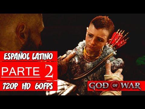God of War PS4 | Walkthrough en Español Latino | Parte 2 (Sin Comentarios)