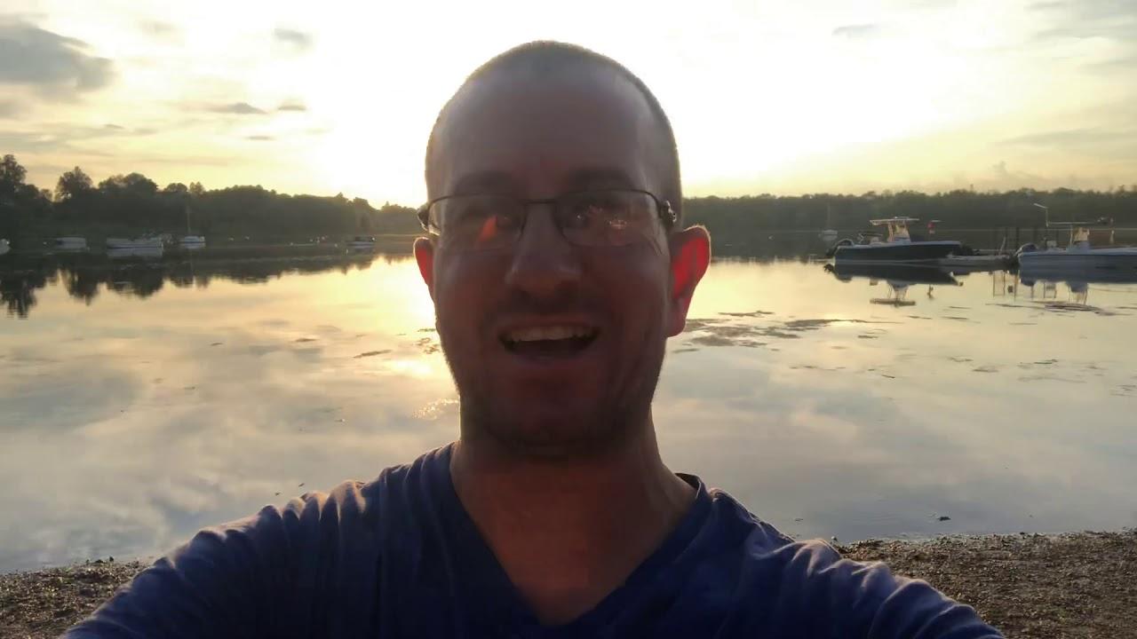 Final de Domingo lago de Wethersfield!