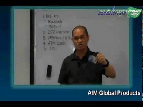 AIM GLOBAL UAE BUSINESS PRESENTATION DUBAI UAE