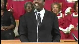"""Pastor Dewey Smith Sings """"Lord keep me Day by Day"""""""