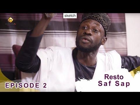 Sketch - Resto Saf Sap - Episode 2