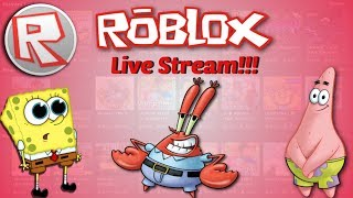 🔴[Live] Roblox Live Stream!!! 🦓🦓🦓 I Have more Pizza Rolls 🍕🍕🍕 (GIVEAWAY ENDS IN 2 DAYS)