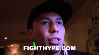 GENNADY GOLOVKIN REVEALS HIS FAVORITE FIGHTERS THAT INFLUENCED HIM