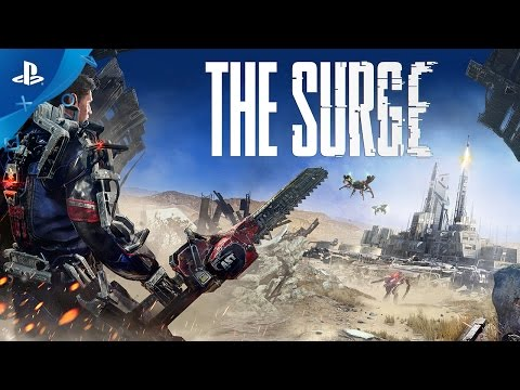 The Surge - Stronger, Faster, Tougher Trailer | PS4