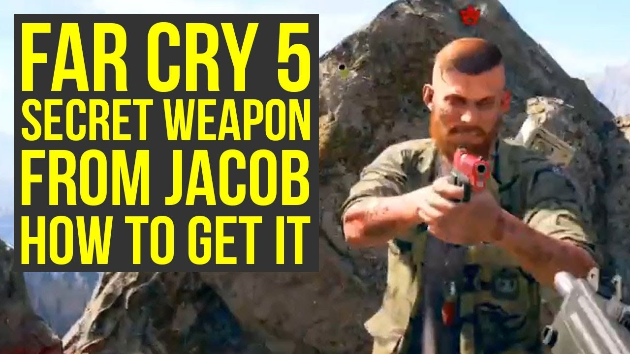 far cry 5 carry more weapons