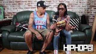 Jah Jah Talks Her Project 'Superwoman', Stripping vs. Rapping, #Hoochiemama Challenge & More