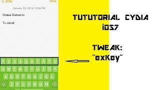 CYDIA iOS7:TWEAK