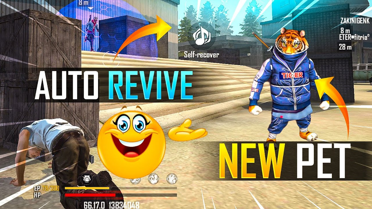 New Map, New Characters & Much More! Advance Server Free Fire