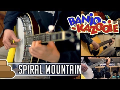 Grant Kirkhope - Spiral Mountain [Banjo-Kazooie] [2017 Re-Record]
