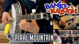 Grant Kirkhope - Spiral Mountain [Banjo-Kazooie] [2017 Re-Reco…