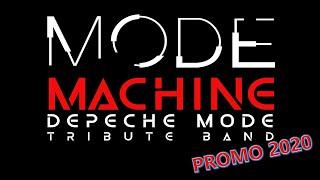 MODE MACHINE - DEPECHE MODE TRIBUTE BAND PROMO 2020