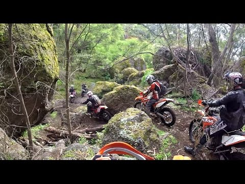 Long Weekend Dirt Bike Adventure | Rocks | Day 2