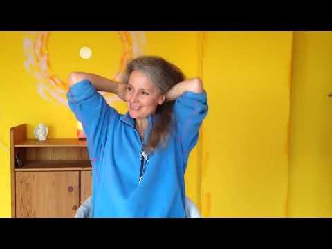 Klarheit ★ Graue Haare färben oder natürlich weiß ★ Video von Manuela Starkmann