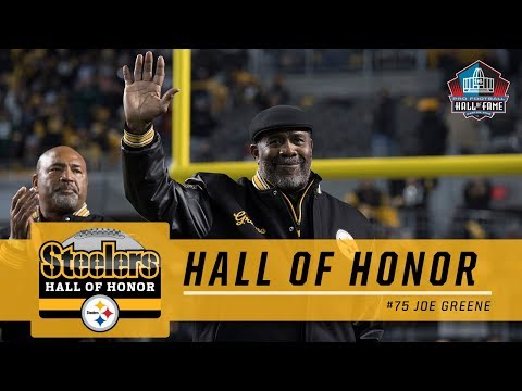 Hall of Honor: Joe Greene