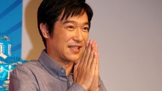 俳優の堺雅人さんが、サンヨー食品のインスタントラーメン新製品「サッ...