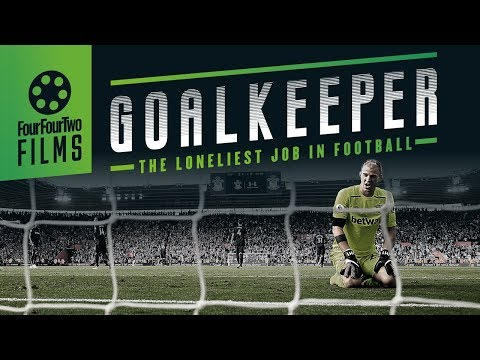 Goalkeeper | The Loneliest Job in Football | Documentary