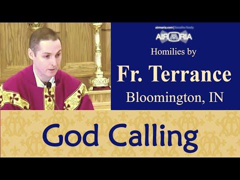 Vocation: A New Life - Feb 20 - Homily - Fr Terrance