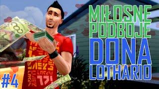 ROMANSIK ^-^ | Miłosne Podboje Dona Lothario #4 | The Sims 4