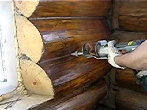 Замена фундамента деревянного дома из бруса на винтовые сваи под .