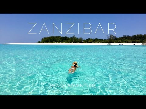 ZANZIBAR: beach adventure  (HD)