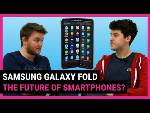 The Samsung Galaxy Fold is the most exciting smartphone yet | Are foldables the future of smartphone