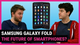 The Samsung Galaxy Fold Review Discussion | Are foldables the future of smartphones?