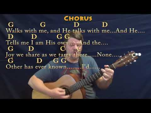 In the Garden chords by hymn - Worship Chords