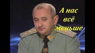 Украинская армия планомерно лезет в петлю