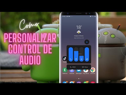 COMO PERSONALIZAR EL CONTROL DE VOLUMEN ESTILO IOS, XIAOMI, SAMUNG ETC. aplicaciones android volumen