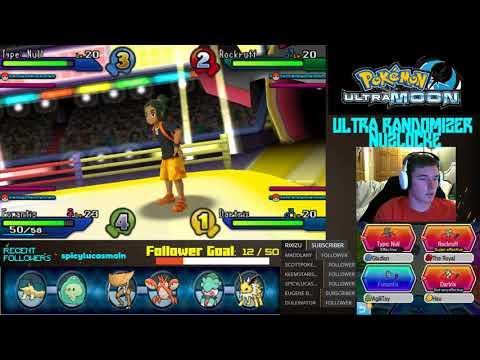 [MAX HD] DESTINY BOND || Pokemon: Ultra Moon Randomizer Nuzlocke #4
