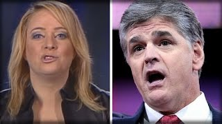 WOMAN WHO ACCUSED FOX NEWS' HANNITY JUST CLARIFIED HER STORY - 1 MAJOR DETAIL INSTANTLY STICKS OUT