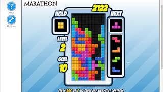 Tetris  - T-spin Snaking
