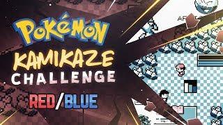 KAMIKAZE Challenge | Pokemon Red/Blue