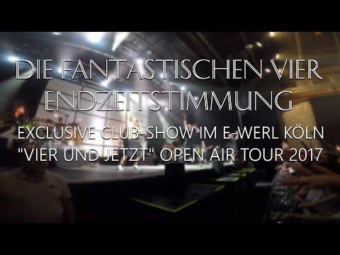 Die Fantastischen Vier - Endzeitstimmung - Live in Köln