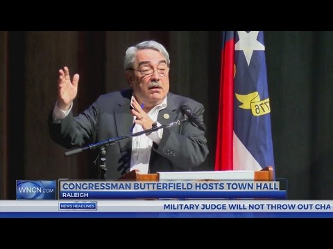 600+ attend town hall hosted by Butterfield in Durham