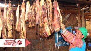 Cách làm thịt hun khói kiểu Tây Bắc   VTC
