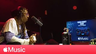 Download Lil Wayne's Young Money Radio: With Eminem, Kevin Durant, and NAV   Apple Music