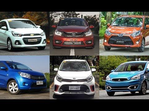 Mini Hatchback Battle Brio VS Picanto VS Mirage VS Spark VS Celerio VS Wigo