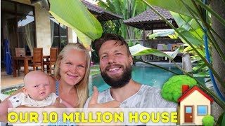 OUR 10 MILLION HOIUSE IN BALI (HOUSE TOUR)