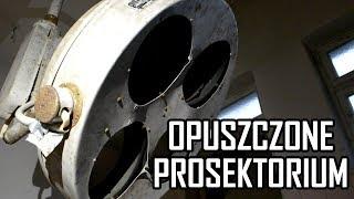 Opuszczone prosektorium / kostnica - Urbex History